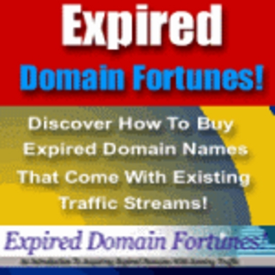 Product picture Expired Domains Fortunes - Make Money