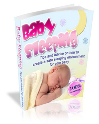Product picture Baby Sleeping Guide - Great Tips for Safe Sleep