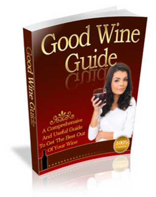 Product picture Good Wine Guide - Impress Others With Your Knowledge!
